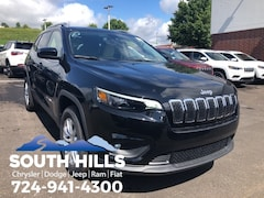2019 Jeep Cherokee LATITUDE 4X4 Sport Utility for sale near Pittsburgh