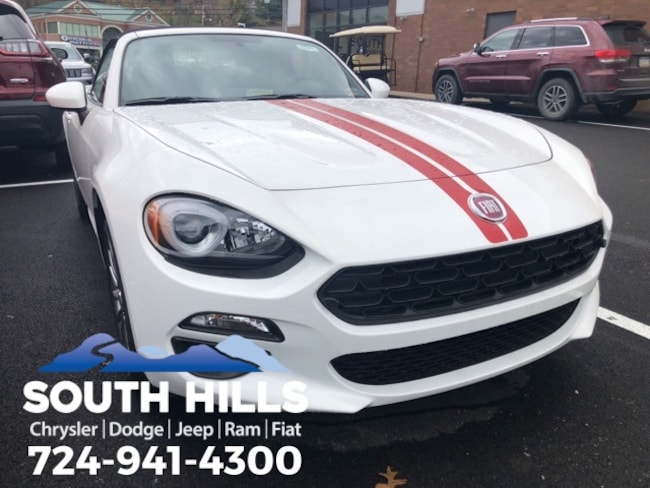 2019 FIAT 124 Spider CLASSICA Convertible for sale near Pittsburgh