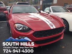 New 2019 FIAT 124 Spider CLASSICA Convertible for sale in McMurray, PA
