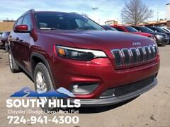 2019 Jeep Cherokee LATITUDE 4X4 Sport Utility for sale near Pittsburgh