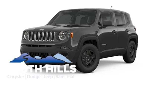 2018 Jeep Renegade SPORT 4X4 Sport Utility for sale near Pittsburgh