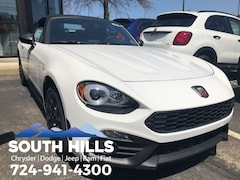New 2018 FIAT 124 Spider ABARTH Convertible for sale in McMurray, PA