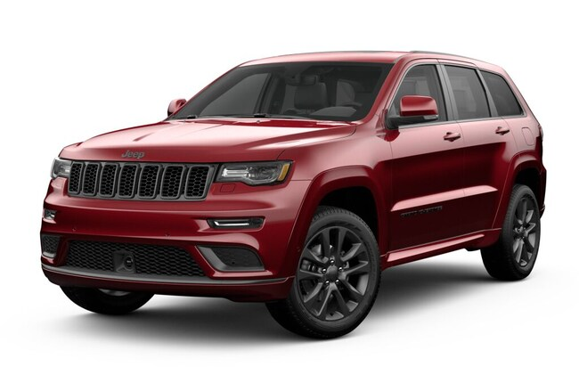 2019 Jeep Grand Cherokee HIGH ALTITUDE 4X4 Sport Utility for sale near Pittsburgh