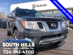 Used 2014 Nissan Frontier Truck Crew Cab for sale near Pittsburgh