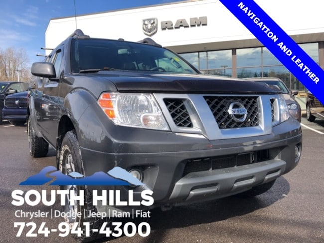 2014 Nissan Frontier Truck Crew Cab for sale near Pittsburgh