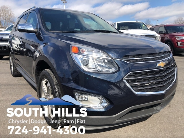 2016 Chevrolet Equinox LTZ SUV for sale near Pittsburgh