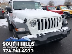2018 Jeep Wrangler SPORT S 4X4 Sport Utility for sale near Pittsburgh
