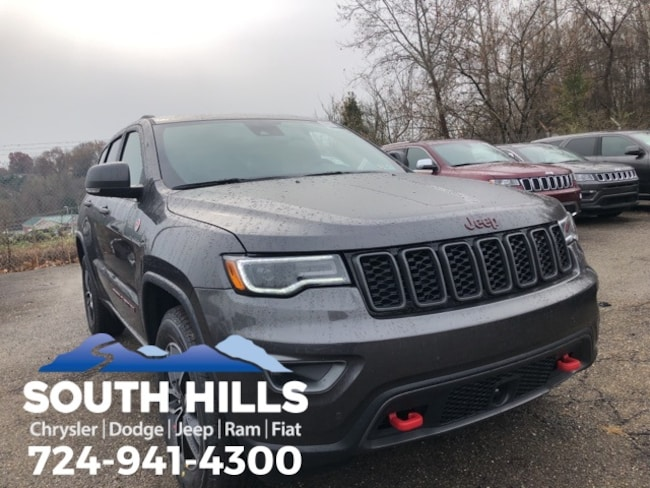 2019 Jeep Grand Cherokee TRAILHAWK 4X4 Sport Utility for sale near Pittsburgh