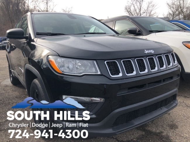 2018 Jeep Compass SPORT FWD Sport Utility for sale near Pittsburgh
