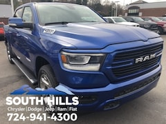 New 2019 Ram 1500 BIG HORN / LONE STAR CREW CAB 4X4 5'7 BOX Crew Cab for sale near Pittsburgh, PA
