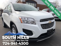 2016 Chevrolet Trax LT SUV for sale near Pittsburgh