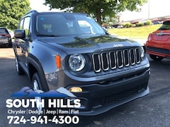 New 2018 Jeep Renegade LATITUDE 4X4 Sport Utility for sale near Pittsburgh