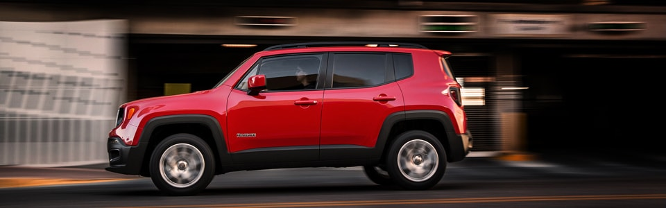New Jeep Renegade in McMurray PA