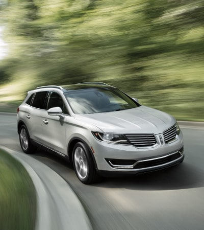 New Lincoln MKX