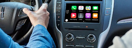 Lincoln Apple Carplay