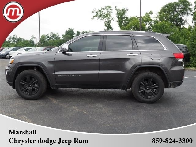 2018 Jeep Grand Cherokee Limited 4x4 Limited  SUV