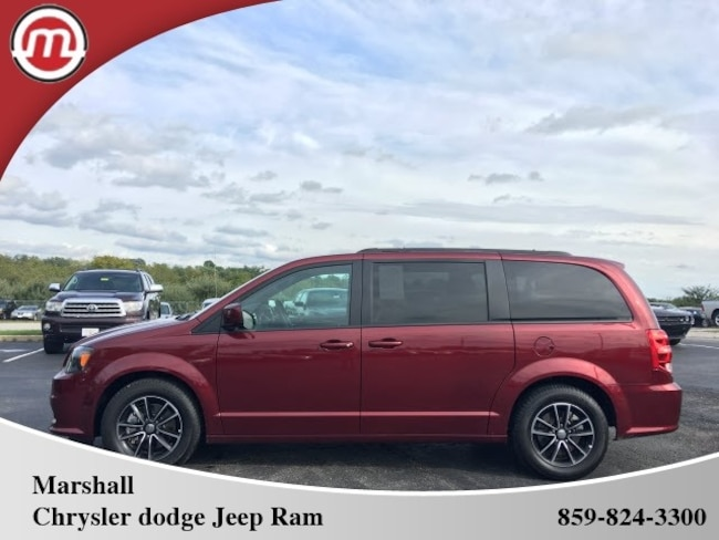 2018 Dodge Grand Caravan GT GT  Mini-Van
