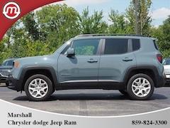 2018 Jeep Renegade Latitude 4x4 Latitude  SUV