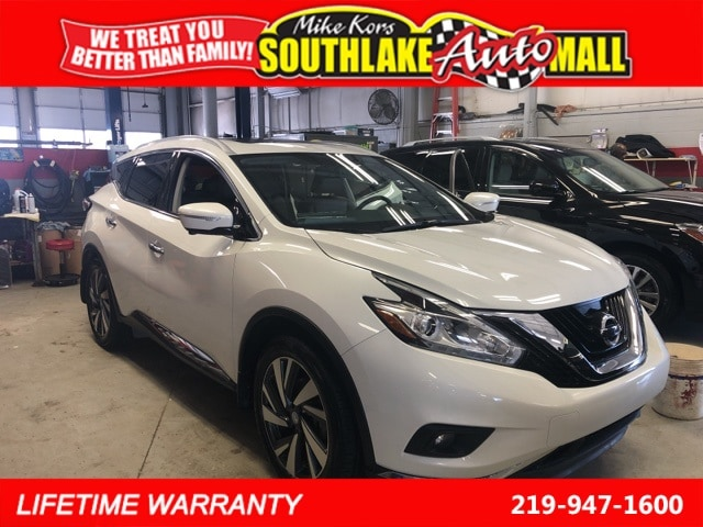2015 Nissan Murano Platinum SUV For Sale in Merrillville, IN