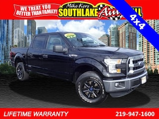 2016 Ford F-150 Truck SuperCrew Cab For Sale in Merrillville, IN