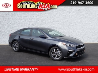 2019 Kia Forte LXS Sedan For Sale in Merrillville, IN