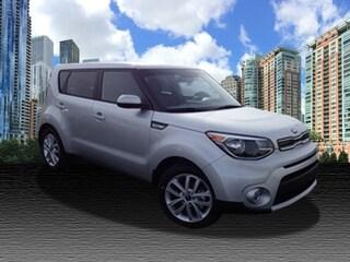 2019 Kia Soul + Hatchback For Sale in Merrillville, IN