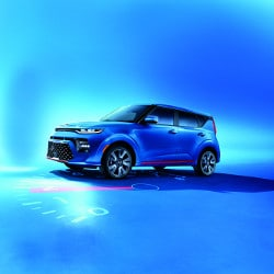 2020 Kia Soul drivers side