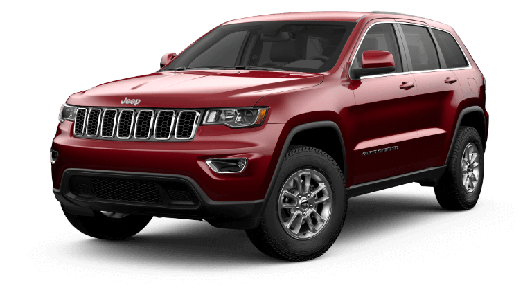 2020 Grand Cherokee - Limited - Sangria
