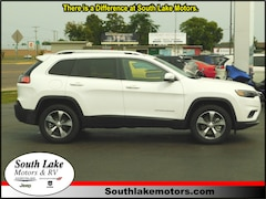 New 2019 Jeep Cherokee LIMITED 4X4 Sport Utility 1C4PJMDNXKD207564 Rice Lake, WI