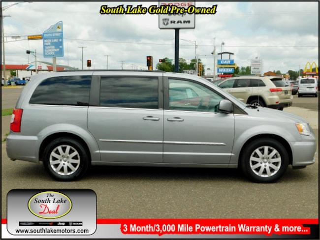 Used 2013 Chrysler Town & Country Touring Van Rice Lake WI
