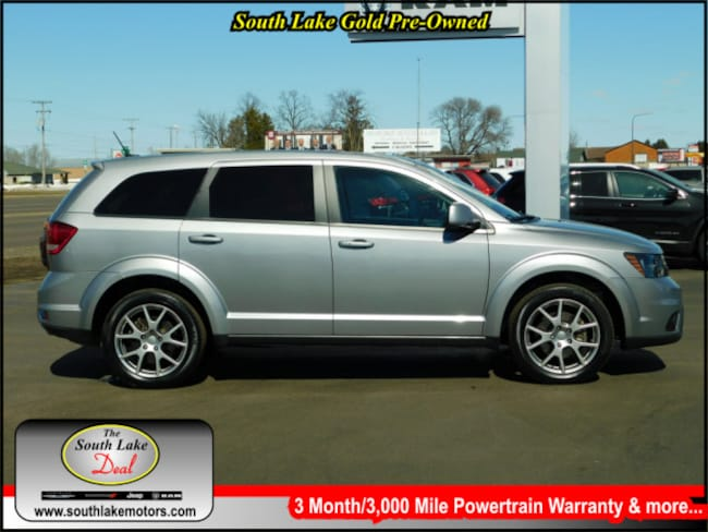 Used 2017 Dodge Journey GT SUV Rice Lake WI