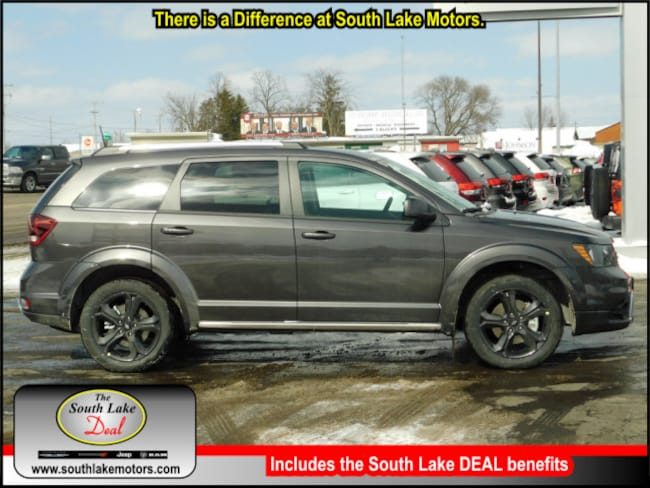 New 2019 Dodge Journey CROSSROAD AWD Sport Utility Rice Lake WI
