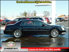 Used 2008 CADILLAC DTS 1SE Sedan 1G6KD57978U128810 Rice Lake WI