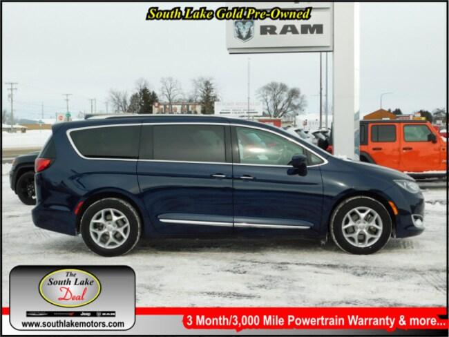 Used 2017 Chrysler Pacifica Touring-L Plus Van Rice Lake WI