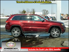 New 2019 Jeep Grand Cherokee LIMITED 4X4 Sport Utility 1C4RJFBG1KC683006 Rice Lake, WI