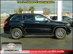 New 2019 Jeep Grand Cherokee LIMITED 4X4 Sport Utility 1C4RJFBG0KC558093 Rice Lake, WI