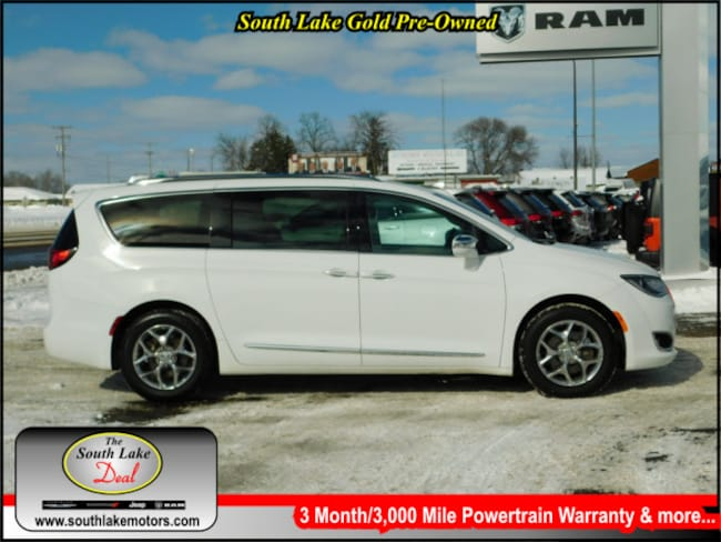Used 2017 Chrysler Pacifica Limited Van Rice Lake WI