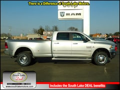 New 2018 Ram 3500 BIG HORN CREW CAB 4X4 8' BOX Crew Cab 3C63RRHL7JG429159 Rice Lake, WI