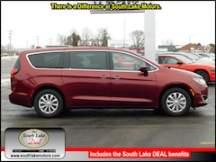 New 2019 Chrysler Pacifica TOURING PLUS Passenger Van 2C4RC1FG1KR575449 Rice Lake, WI
