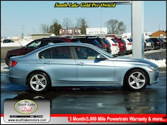 Used 2015 BMW 328d xDrive Sedan WBA3D5C50FKX99844 Rice Lake WI
