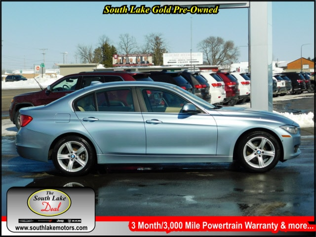 d7869e410c Used 2015 BMW 328d xDrive Sedan WBA3D5C50FKX99844 Rice Lake WI