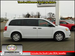 New 2019 Dodge Grand Caravan SE Passenger Van 2C4RDGBG5KR531170 Rice Lake, WI