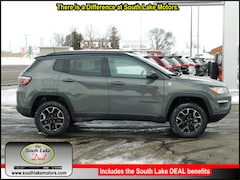 New 2019 Jeep Compass TRAILHAWK 4X4 Sport Utility Rice Lake, WI