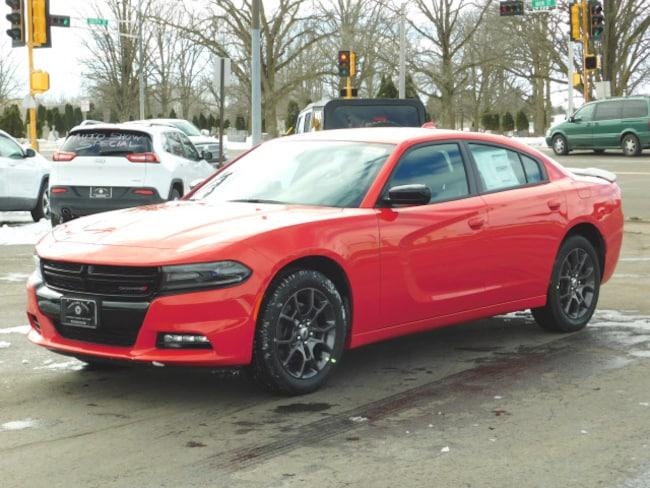 New 2018 Dodge Charger GT AWD Sedan Rice Lake WI