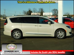 New 2019 Chrysler Pacifica TOURING L Passenger Van 2C4RC1BG5KR616171 Rice Lake, WI