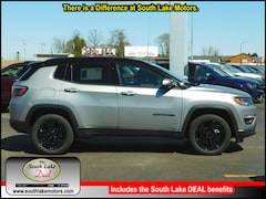 New 2019 Jeep Compass ALTITUDE 4X4 Sport Utility 3C4NJDBB3KT746134 Rice Lake, WI