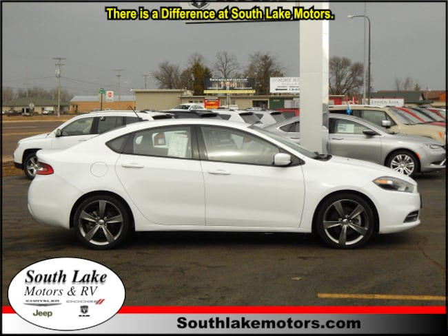 Used 2015 Dodge Dart SXT Sedan Rice Lake WI