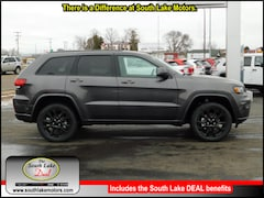 New 2019 Jeep Grand Cherokee ALTITUDE 4X4 Sport Utility 1C4RJFAG1KC573784 Rice Lake, WI