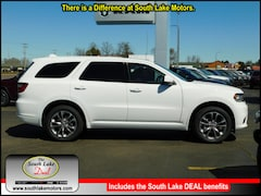 New 2019 Dodge Durango GT AWD Sport Utility 1C4RDJDG0KC754980 Rice Lake, WI