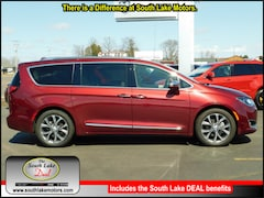 New 2019 Chrysler Pacifica LIMITED Passenger Van 2C4RC1GG9KR522366 Rice Lake, WI
